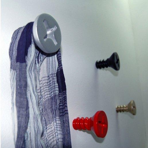 Immagine per VITE APPENDINO - Appendiabiti da parete - ANTARTIDEE
