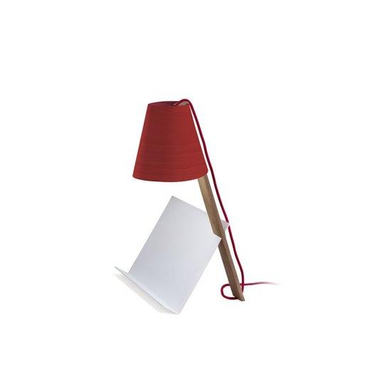 Immagine per ASTERISCO - Lampada da tavolo, piccola, bianco - LZF LAMPS