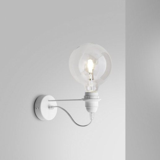 Applique e lampade da parete moderne for Lampade da parete moderne