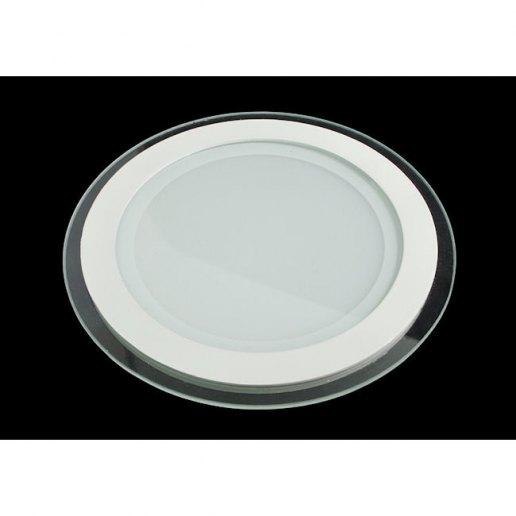 Immagine per Faretto incasso Led Slim rotondo vetro 12 watt (160mm) - Olux Illuminazione