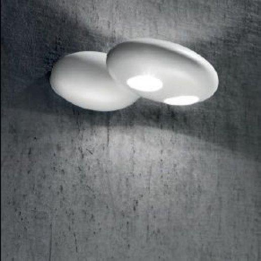 Immagine per Stonehenge 35 SX Biancolatte – Applique – LAMPADE ITALIANE