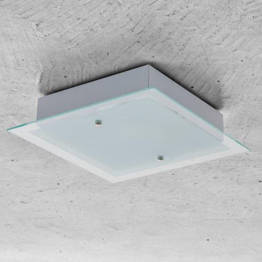 Immagine per Quadra 40X40 cm – Plafoniera moderna – OLUX ILLUMINAZIONE