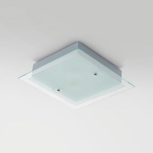 Immagine per Quadra 30X30 cm – Plafoniera moderna – OLUX ILLUMINAZIONE