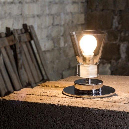 Immagine per Sunglass Martini T 1 luce - Lampada da tavolo - OLUX ILLUMINAZIONE