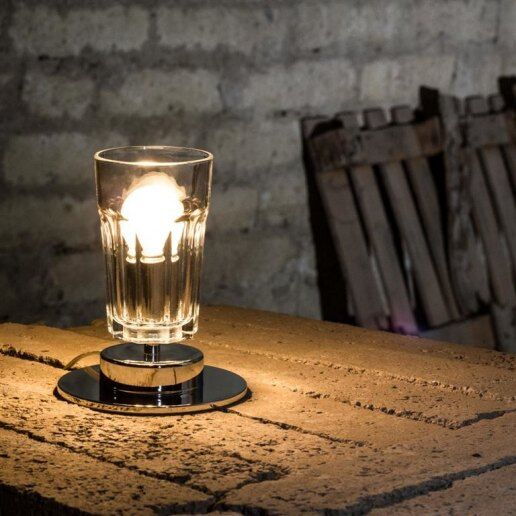 Immagine per Sunglass Mojito T 1 luce - Lampada da tavolo - OLUX ILLUMINAZIONE