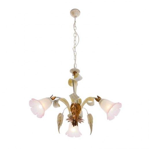 Immagine per Agata 3 luci diam. 45 cm – lampadario classico - OLUX ILLUMINAZIONE