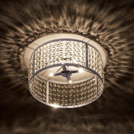 Immagine per Circles 30 cm 3 luci - Plafoniera moderna - OLUX ILLUMINAZIONE