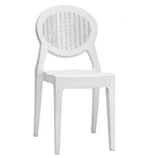 Immagine per Barbarella Sedia Design Scab Design - Bianco Pieno