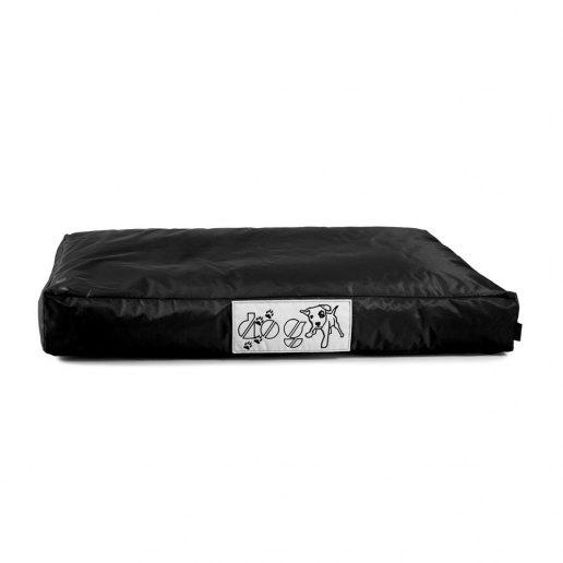 Immagine per Pouf dog l CUSCINO grande per cane nylon plasticato Blues nero imbottito - Avalon