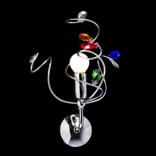 Immagine per Ricciolo 1 luce - Lampada da parete, applique - OLUX ILLUMINAZIONE