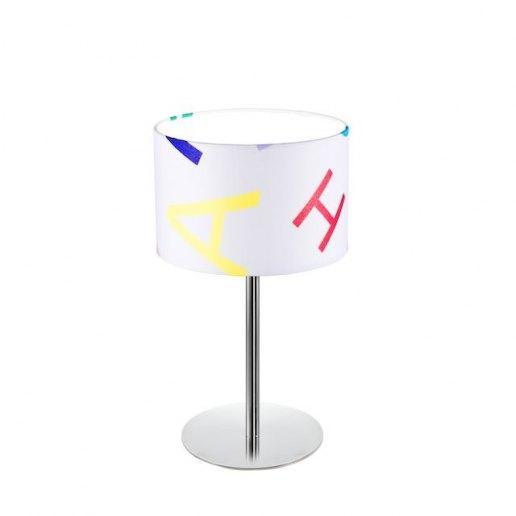 Immagine per Roary ABC T1 colorato - Lampada da tavolo - OLUX ILLUMINAZIONE