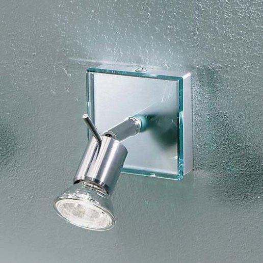 Immagine per SPOTTY 1 luci alluminio - Lampada da parete, Applique - LINEA LIGHT
