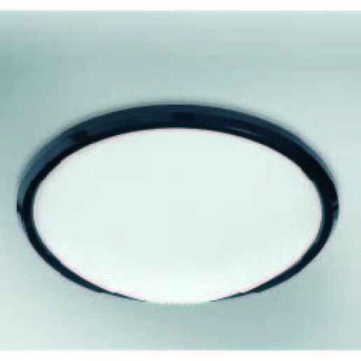 Immagine per Linea 158 diam. 40,3cm bordo nero - Plafoniera moderna - ALBANI LIGHTING