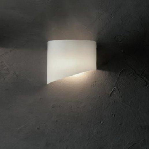 Immagine per Demetra piccolo bianco - Lampada da parete, Applique - E' LUCE