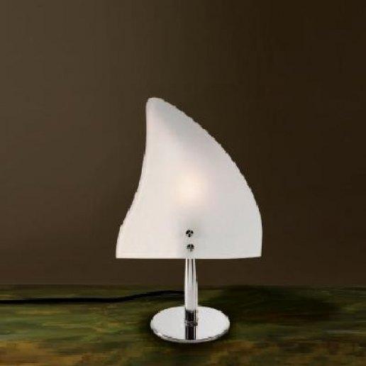 Immagine per Bianca Natura piccolo grigio - Lampada da tavolo - E' LUCE