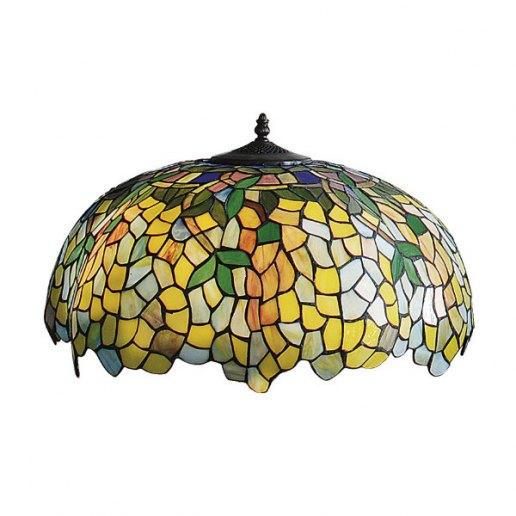 Immagine per Tiffany e complementi d'arredo 873 vetri (48 cm) - solo paralume - PERENZ