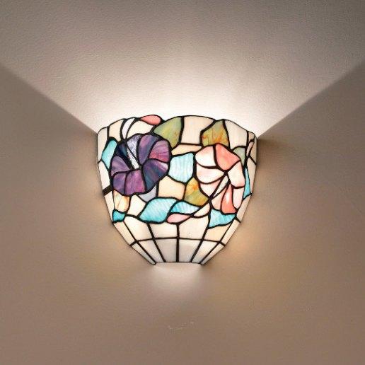 Immagine per Tiffany e complementi d'arredo 24x20 cm - Lampada da parete, Applique - PERENZ