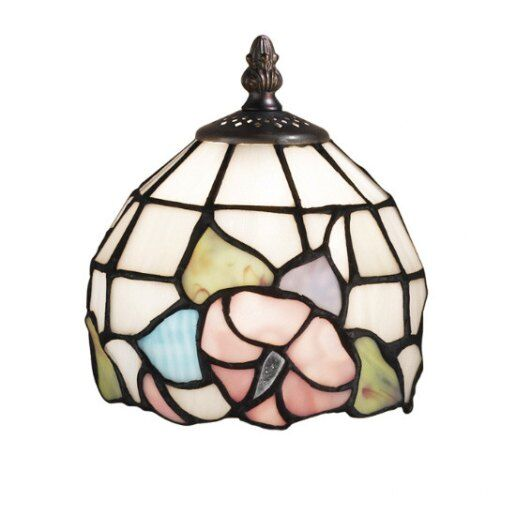 Immagine per Tiffany e complementi d'arredo 66 vetri (14 cm) - solo paralume - PERENZ