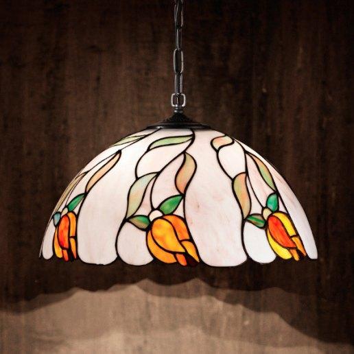 Immagine per Tiffany e complementi d'arredo 52 cm - Lampadario, Sospensione - PERENZ