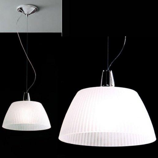 Immagine per Coordinati e lampade 30x100 cm - Lampadario, Sospensione - PERENZ