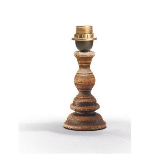 Immagine per Base in legno 9x32 cm s/paralume - Lampada da tavolo - PERENZ