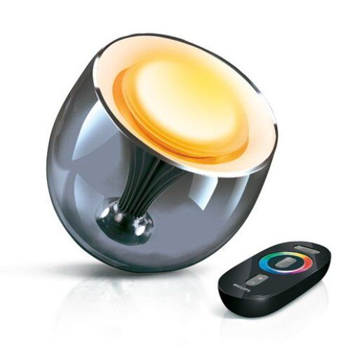 Immagine per Livingcolors Gen 2 nero a 7 LED - Lampada da tavolo - PHILIPS