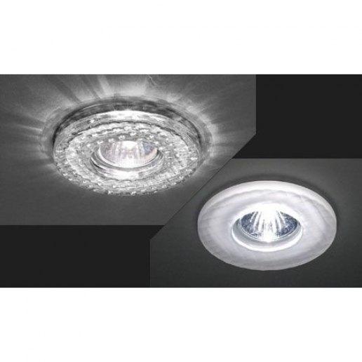 Ari 220v cristallo o bianco fluo risparmio energetico for Faretti a risparmio energetico