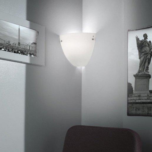 Immagine per Corner bianco - Lampada da parete, Applique - VISTOSI