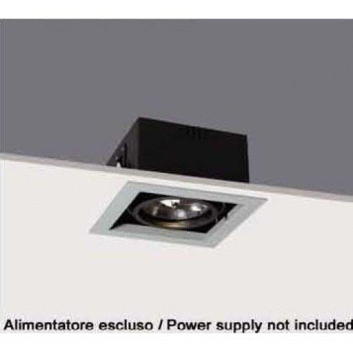 Immagine per Plafoniera LED da incasso (1 punto luce) - Faretto da incasso - ARENA LUCI LED
