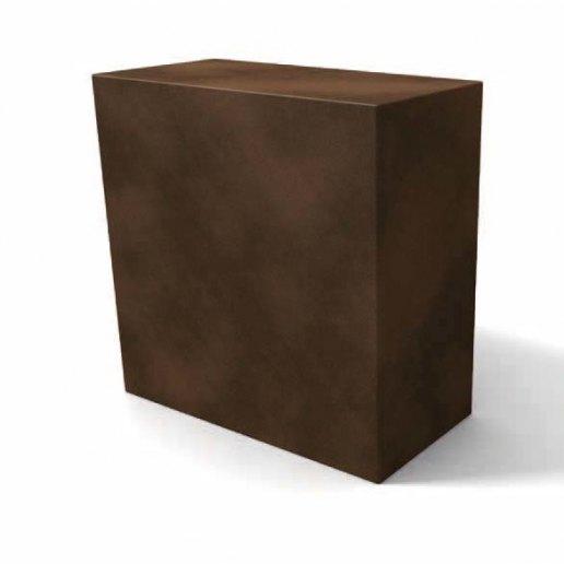 Icewall 90 vaso per esterno design kloris vasi d for Kloris vasi