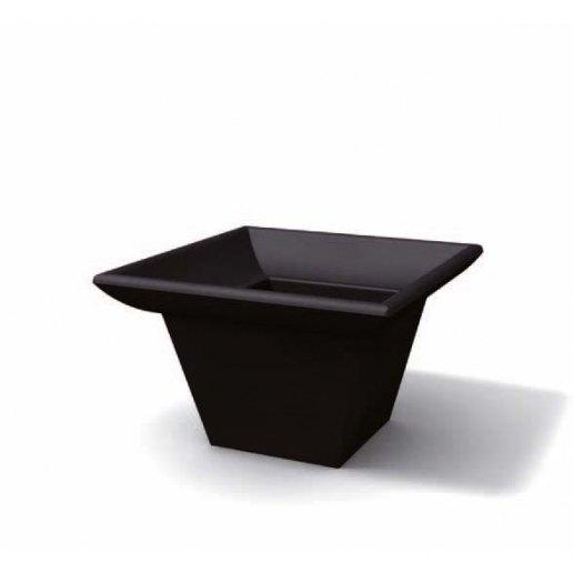 Vittoriano liscio 70 vaso per esterno design kloris for Kloris vasi