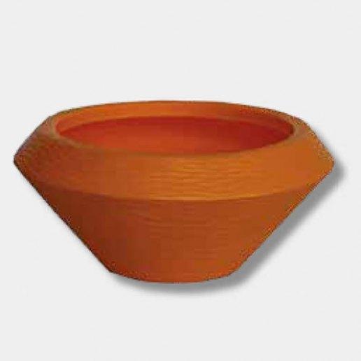 Immagine per Olimpico rustico 50 - Vaso per esterno design - KLORIS VASI D'ARREDO