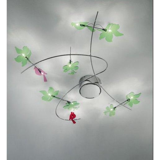 Immagine per Barcelona fantasy - Grande - Plafoniera moderna - SILLUX
