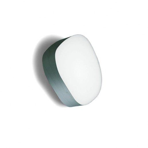 Immagine per Guijarros g3 l 23 cm - Lampada da parete, Applique - LZF LAMPS