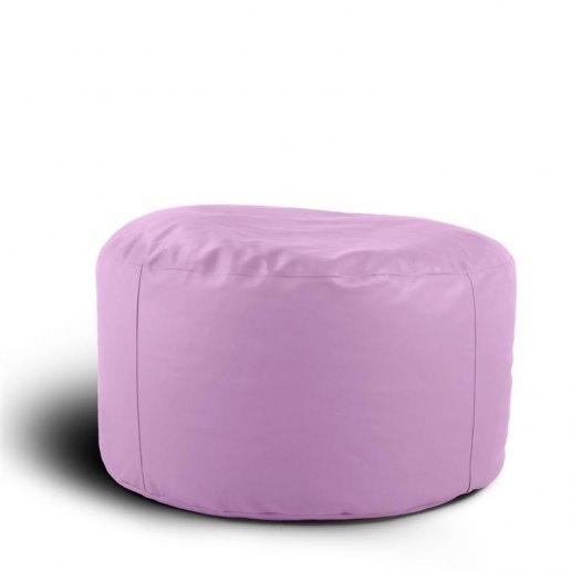 Immagine per Pouf DISCO 100 Mamba ecopelle trendy lilla imbottito - Avalon