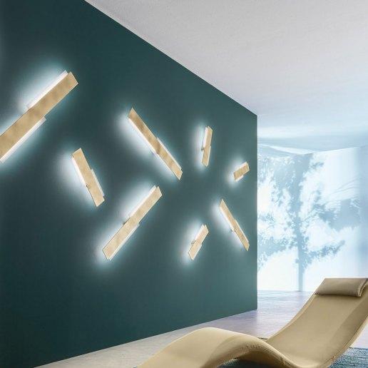 Immagine per Mikado - Applique da parete - GIARNIERI