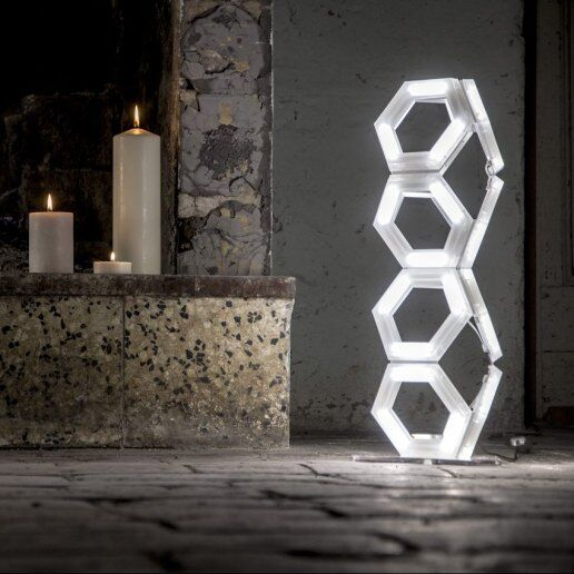 Immagine per FULLERENE C12 Lampada da appoggio - Kriladesign
