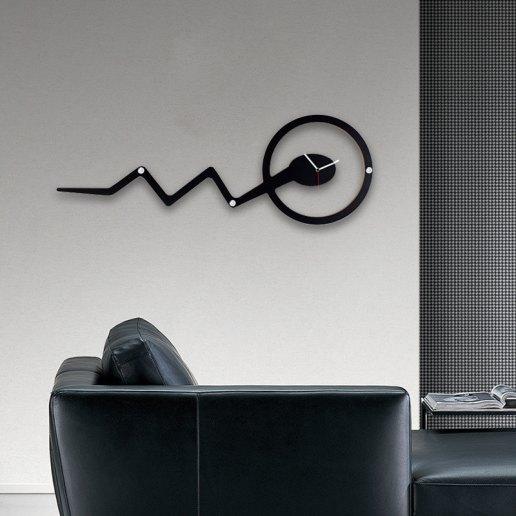Immagine per Orologio da parete in legno colorato - Biologico - OWATCH