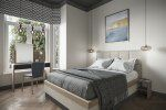 Tivoli Double Bed with Side Tables / 1 Preview