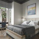 Tivoli King Bed with Side Tables / 3 Preview