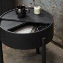 Arc Side Table With Storage 42 cm / 1 Preview