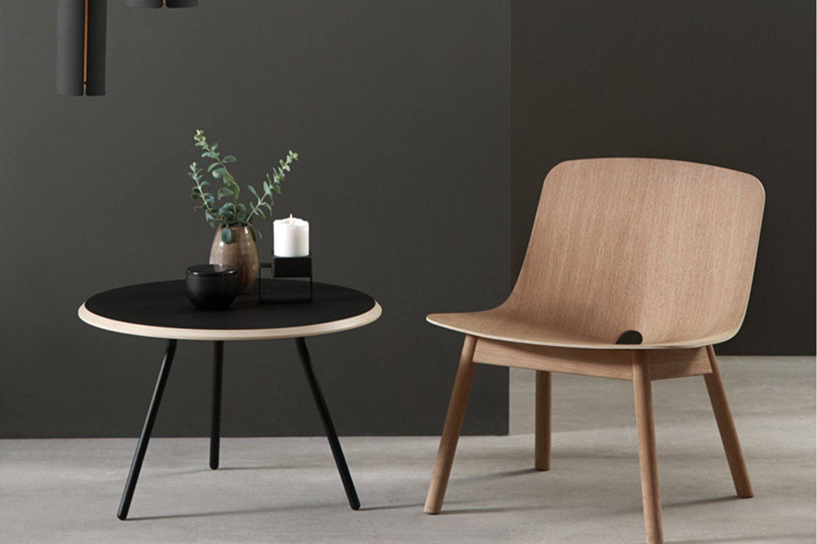 Soround Low Side Table / 1