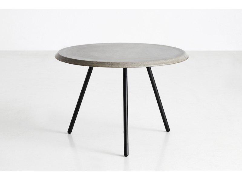 Soround Low Concrete Side Table