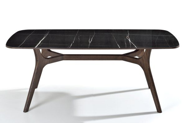 Blade Dining Table Ceramic Top 180cm