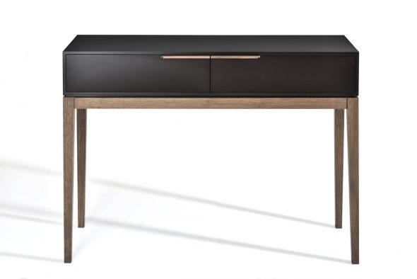 Malibu Console Table 120cm, Black