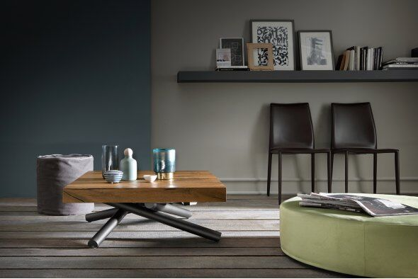 Levante Convertible Coffee - Dining Table