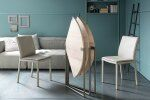 Origami Round Folding Table 120cm / 2 Preview
