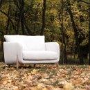 Janson Wide Linen Armchair / 6 Preview