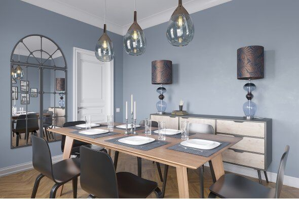 Pure Extendable Table 160/230cm
