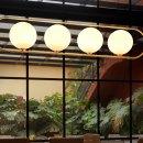 Cranmer Ceiling Light, 4 spheres / 1 Preview